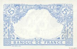 5 Francs BLEU  FRANCE  1915 F.02.29 SPL