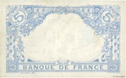 5 Francs BLEU FRANCE  1916 F.02.39 pr.SUP