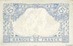 5 Francs BLEU FRANCE  1916 F.02.42 SUP+