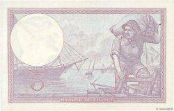 5 Francs VIOLET FRANCE  1931 F.03.15 SUP+