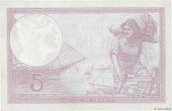 5 Francs VIOLET modifié FRANCE  1939 F.04.08
