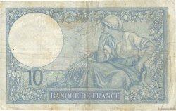 10 Francs MINERVE FRANCE  1925 F.06.09 B