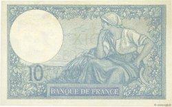 10 Francs MINERVE FRANCE  1925 F.06.09 SUP