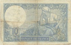 10 Francs MINERVE FRANCE  1926 F.06.10 pr.TB