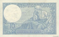 10 Francs MINERVE FRANCE  1926 F.06.10 TTB+