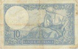 10 Francs MINERVE FRANCE  1931 F.06.15 TB