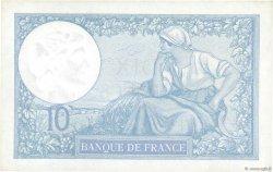 10 Francs MINERVE modifié FRANCE  1939 F.07.09 SPL+