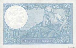 10 Francs MINERVE modifié FRANCE  1940 F.07.19 SPL