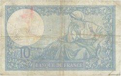10 Francs MINERVE modifié FRANCE  1939 F.07.01 TB