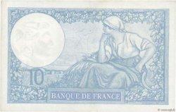 10 Francs MINERVE modifié FRANCE  1939 F.07.06