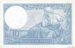 10 Francs MINERVE modifié FRANCE  1939 F.07.08 pr.SUP