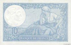 10 Francs MINERVE modifié FRANCE  1940 F.07.16 SUP