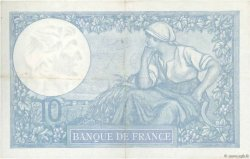 10 Francs MINERVE modifié FRANCE  1941 F.07.29 pr.SUP