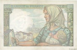 10 Francs MINEUR FRANCE  1942 F.08.03 TTB