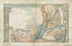 10 Francs MINEUR FRANCE  1943 F.08.07 B