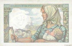 10 Francs MINEUR FRANCE  1943 F.08.07 pr.SUP