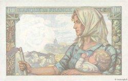 10 Francs MINEUR FRANCE  1944 F.08.11 SPL