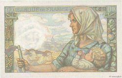 10 Francs MINEUR FRANCE  1947 F.08.18 SPL