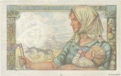10 Francs MINEUR FRANCE  1947 F.08.18 TTB