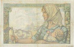 10 Francs MINEUR FRANCE  1949 F.08.22 TB