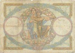50 Francs LUC OLIVIER MERSON FRANCE  1928 F.15.02 B