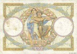 50 Francs LUC OLIVIER MERSON type modifié FRANCE  1933 F.16.04 TB+