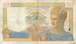 50 Francs CÉRÈS FRANCE  1935 F.17.16 B