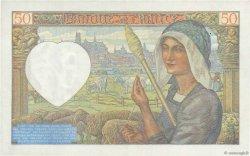 50 Francs JACQUES CŒUR FRANCE  1940 F.19.02 SUP