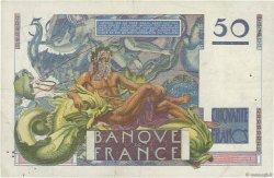50 Francs LE VERRIER FRANCE  1946 F.20.01 TTB