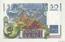 50 Francs LE VERRIER FRANCE  1946 F.20.01 SPL