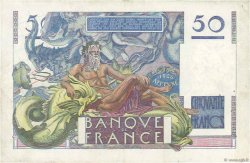 50 Francs LE VERRIER FRANCE  1946 F.20.02 pr.SUP