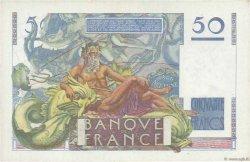 50 Francs LE VERRIER FRANCE  1949 F.20.12 SPL