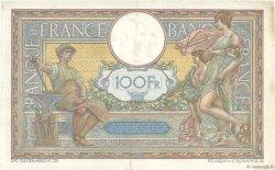 100 Francs LUC OLIVIER MERSON sans LOM FRANCE  1919 F.23.11 pr.SUP