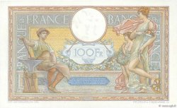 100 Francs LUC OLIVIER MERSON grands cartouches FRANCE  1937 F.24.16 pr.SPL