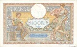 100 Francs LUC OLIVIER MERSON type modifié FRANCE  1938 F.25.30 SUP