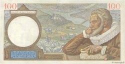100 Francs SULLY FRANCE  1939 F.26.07 TTB