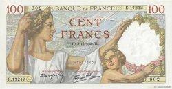 100 Francs SULLY FRANCE  1940 F.26.42 pr.NEUF