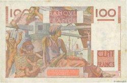 100 Francs JEUNE PAYSAN FRANCE  1946 F.28.03 TTB