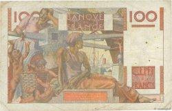 100 Francs JEUNE PAYSAN FRANCE  1947 F.28.15 TB