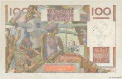 100 Francs JEUNE PAYSAN FRANCE  1954 F.28.43 TTB+