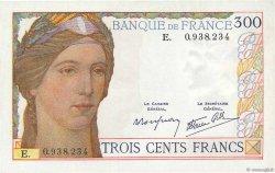 300 Francs FRANCE  1938 F.29.01 TTB+