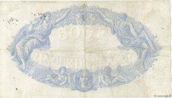 500 Francs BLEU ET ROSE FRANCE  1933 F.30.36 TB