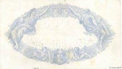 500 Francs BLEU ET ROSE modifié FRANCE  1937 F.31.03 TTB