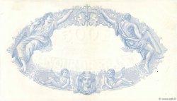 500 Francs BLEU ET ROSE modifié FRANCE  1939 F.31.26 TTB+