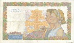 500 Francs LA PAIX FRANCE  1940 F.32.08 TTB