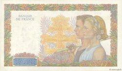 500 Francs LA PAIX FRANCE  1941 F.32.19 TTB
