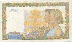 500 Francs LA PAIX FRANCE  1942 F.32.33 TB