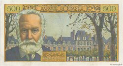 500 Francs VICTOR HUGO  FRANCE  1954 F.35.02 SUP