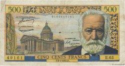 500 Francs VICTOR HUGO FRANCE  1955 F.35.04 B