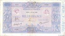 1000 Francs BLEU ET ROSE FRANCE  1903 F.36.17 pr.TB